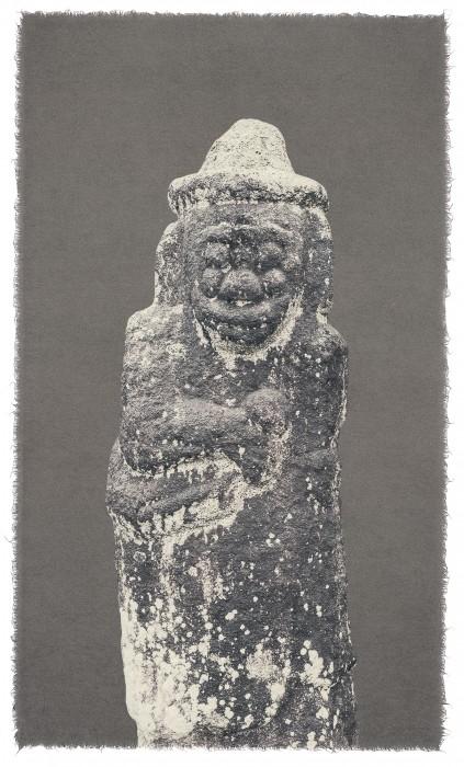 Human Desire_stone totem pole 04
