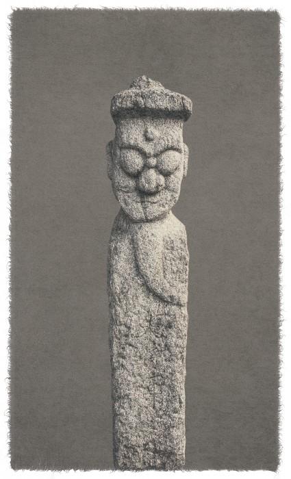 Human Desire_stone totem pole 09