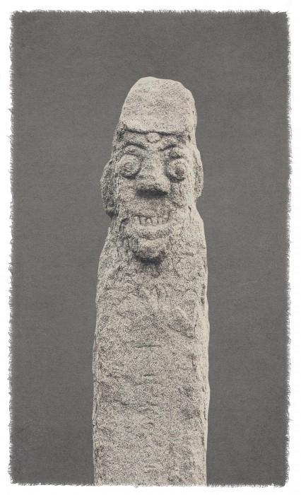 Human Desire_stone totem pole 13
