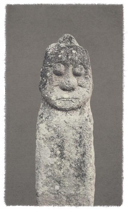 Human Desire_stone totem pole 17