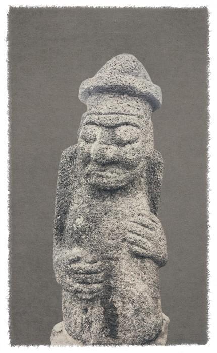 Human Desire_stone totem pole 26