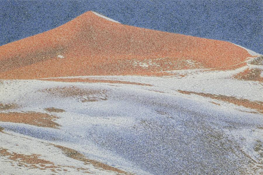 counterattack E 25_Sahara desert