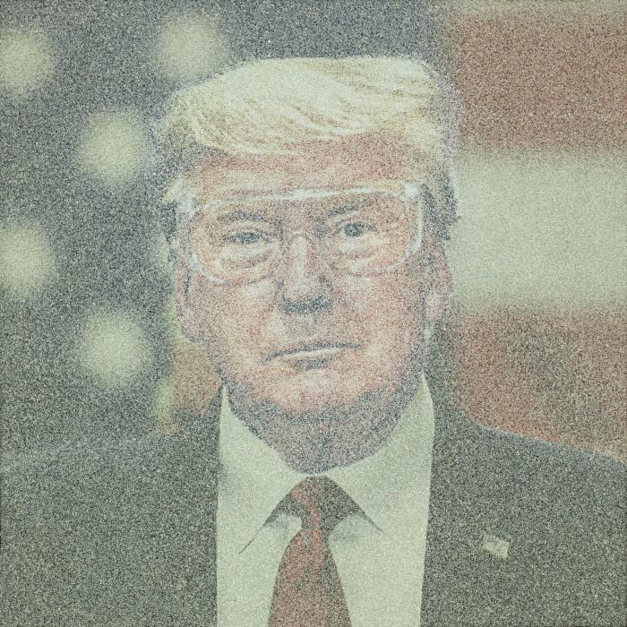 counterattack P 01_Donald Trump, USA
